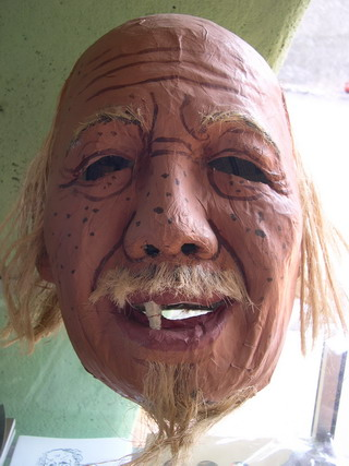 Affandi Mask