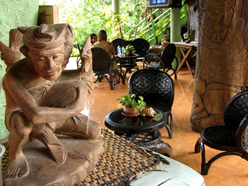 cafe loteng