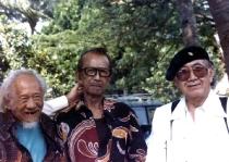 Affandi-Sudjojono-Basuki